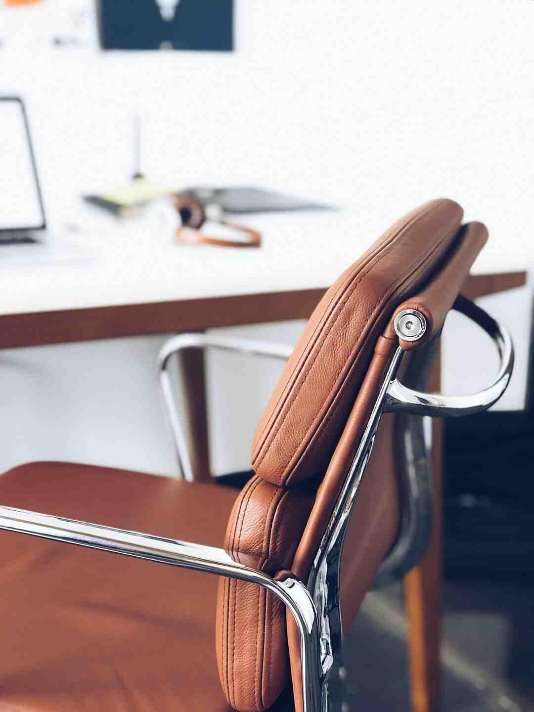 Comment régler un fauteuil de bureau