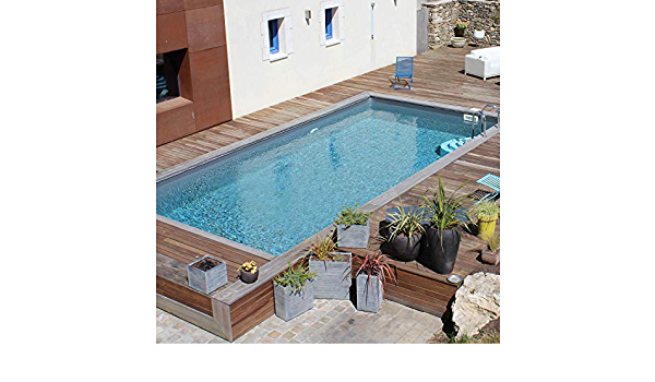 Liner pour piscine bois Sunbay rectangulaire : Avis, Tarif, Prix 2021